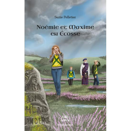 NM4 - Noémie et Maxime en Écosse - Inverness