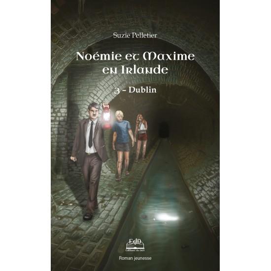 NM3 Noémie et Maxime en Irlande - 3 Dublin