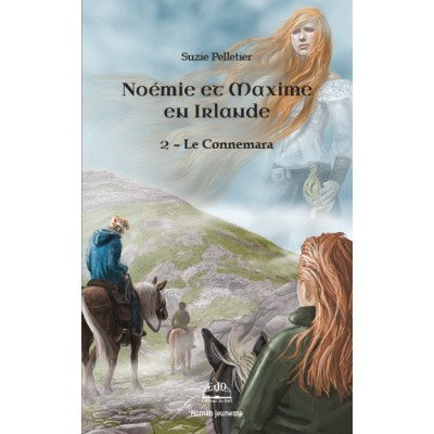 (EPUB) Noémie et Maxime en Irlande 2- Le Connemara