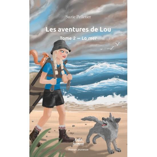 Les aventures de Lou, tome 2 -  La mer